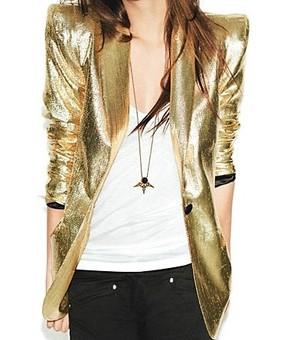 ronny-kobo-glitter-blazer-profile