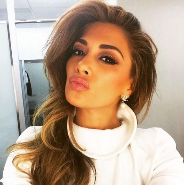 Nicole-Scherzinger-Instagram-selfie
